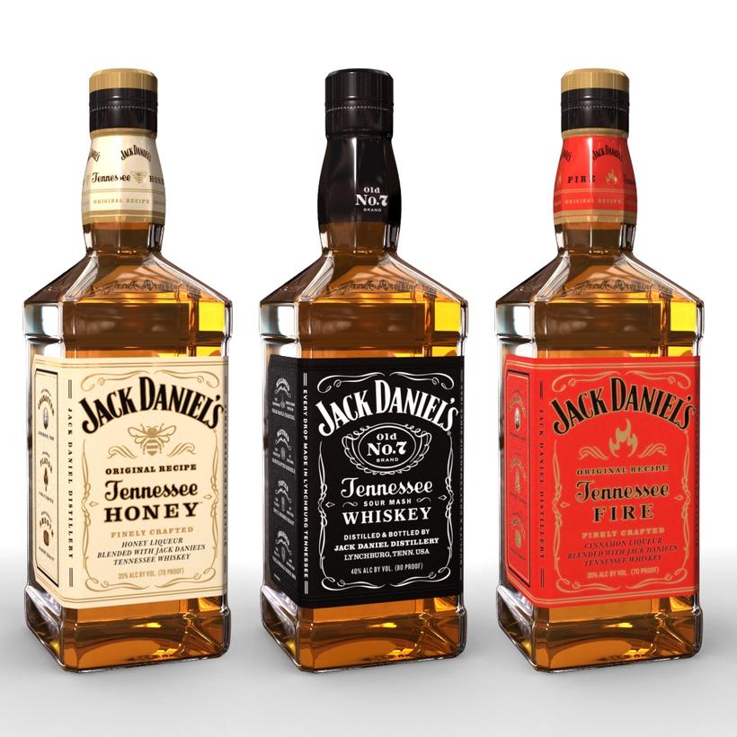 Виски блэк джек цена