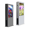 outdoor lcd digital signage monitor waterproof advertising media player
