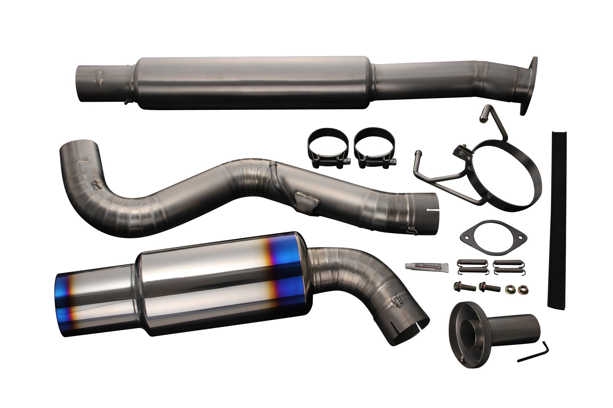 Buy Tomei TB6110-NS02A Expreme Ti Full Titanium Mid Y-Pipe