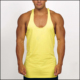 Custom Muscle Fitness Clothing Men,s Y Back Stringer Tank Top