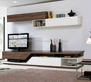 Kasva Modern Living Room Tv Unit - Buy Led Tv Unit,Wooden Living Room  Entertainment Tv Stand Unit,Living Room Furniture Tv Wall Unit Design  Product on ...