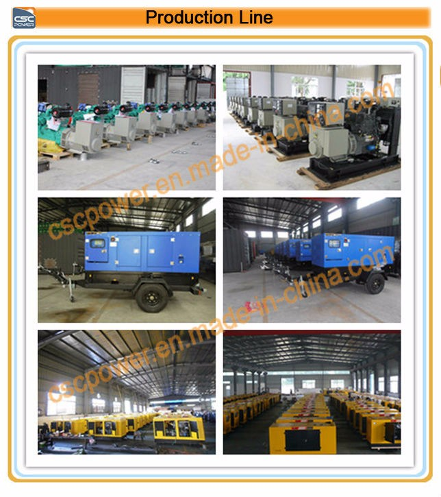 125kva/100kw with cummins engine genset open type good quality low price with CE,ISO9001