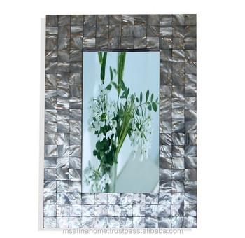 Mosaic Tiles Rectangle Decor Mirror