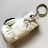 Customized Logo Mini Boxing Key Chain ring For Decoration Keychain