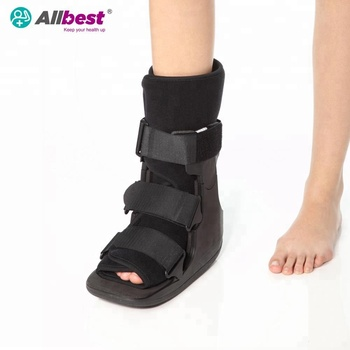 Medical Equipment Ankle Sprain Pain Walking Boot Orthosis