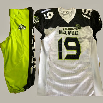 New High Quality American Football Uniforms 2018