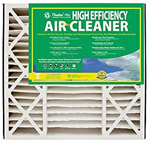 NaturalAire High Efficiency Air Filter, MERV 8, 20 x 25 x 4.5-Inch, by Flanders