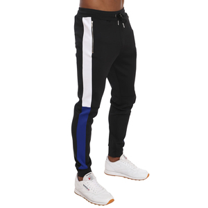 High Quality Solid Color Men's Jogger Pants Comfortable Blank Leisure Sweatpants