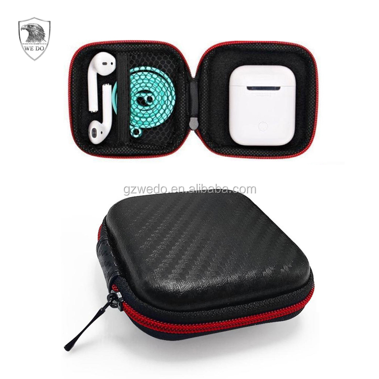 Protection Carrying Hard Case Bag Storage Box For Headphone Earphone Headset EC