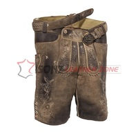 2018 German Bavarian Lederhosen/men kurz/german wear