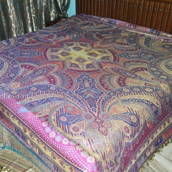 Decorative Silk Throw Made In India Buy Decorative Silk Throw Made