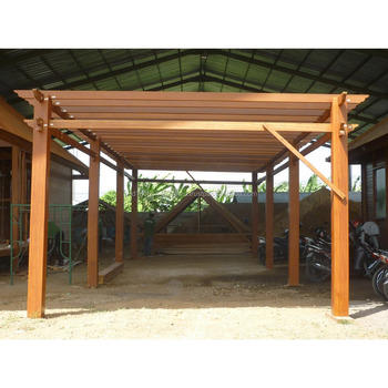 Professional Prefab Wooden Carport Manufacturer for Garage and Canopy