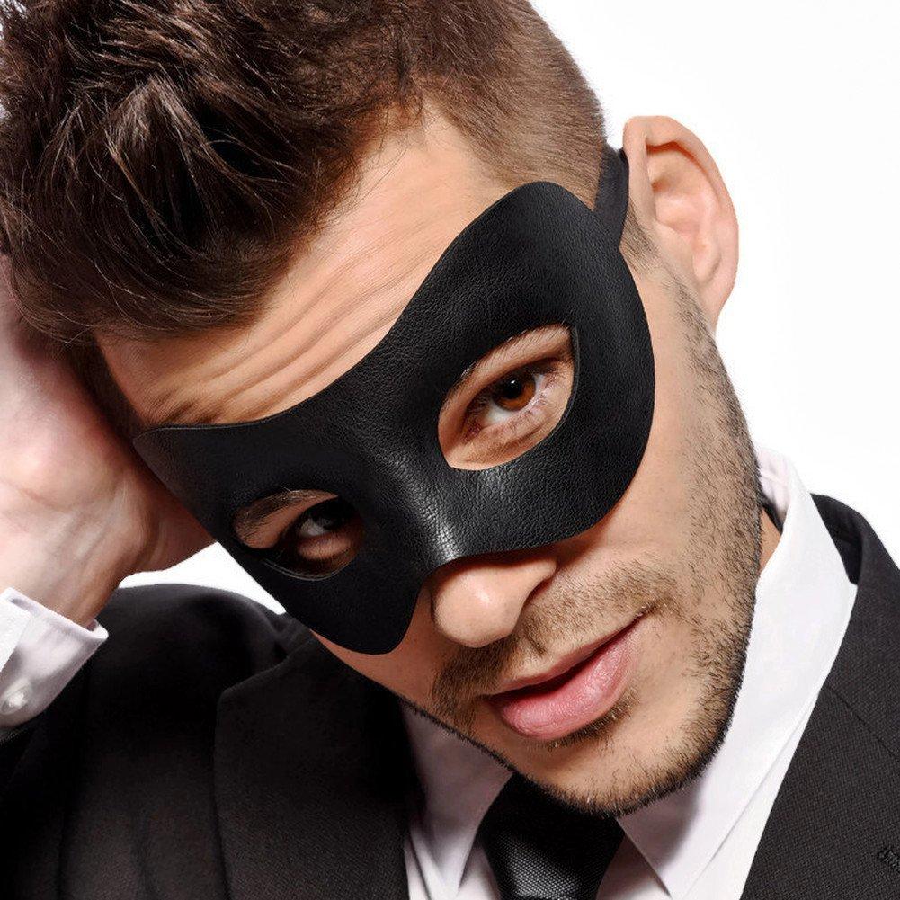 Картинки парень в белой маски