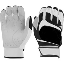 PU Leather Sublimation Print Baseball Batting Gloves