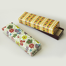 Kyoto Handmade Japanese Paper Pencil Case