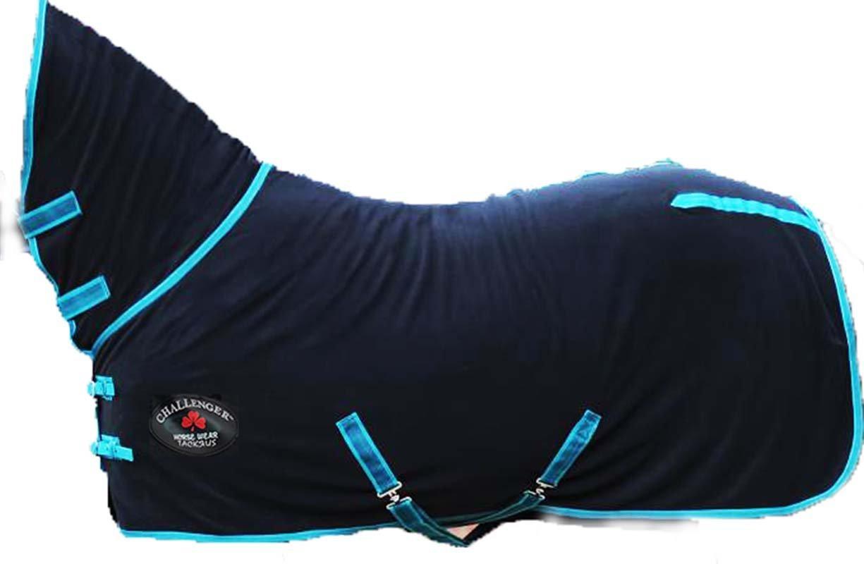 Horse Sheet Polar FLEECE COOLER Exercise Blanket Wicks Moisture  4385N