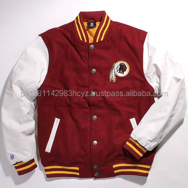 Custom Varsity Jacket / Wool Varsity Jackets / All Wool Varsity Letterman Jackets