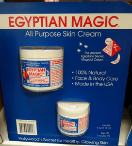 EGYPTIAN MAGIC All Purpose Natural Skin Moisturizing Cream 4Oz