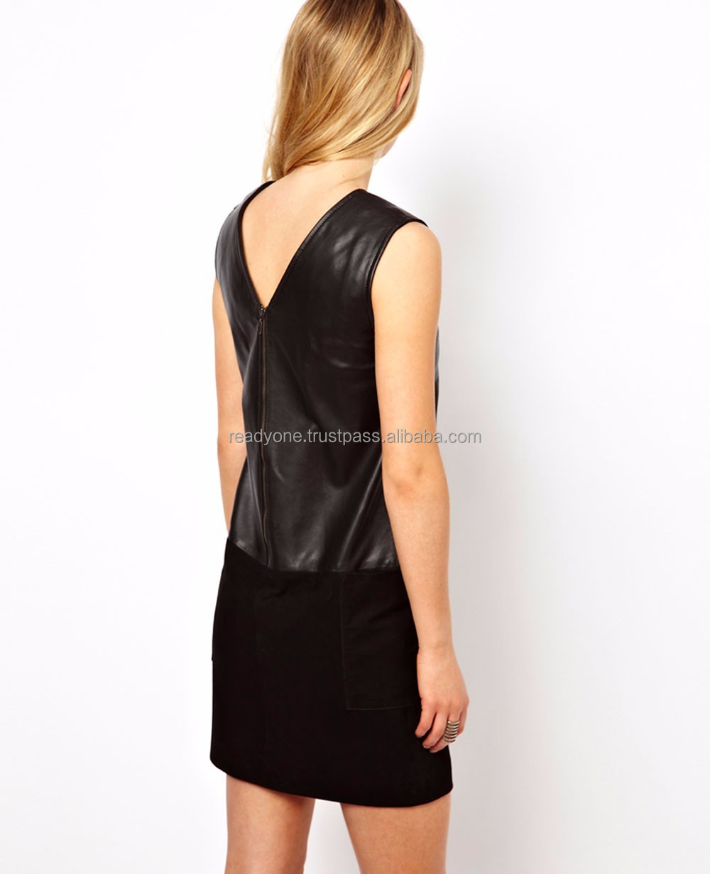 New Arrival High Quality Sexy Latex dress/faux leather dress/pvc dress
