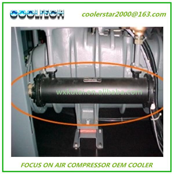 Atlas Copco Centrifugal Compressor Intercooler After Cooler For Zh7000  Zh10000 Zh15000 - Buy Centrifugal Compressor,Atlas Copco Cooler,Atlas Copco