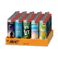 Best Price Disposable Bic Lighters J25 J26 Available
