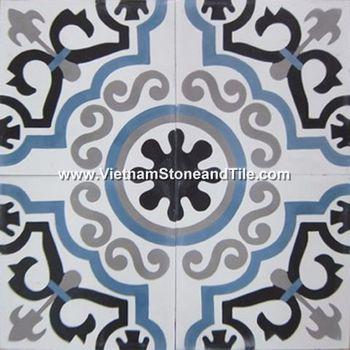 French And Moroccan Stype Floor Tilesvietnam Encaustic Handmade