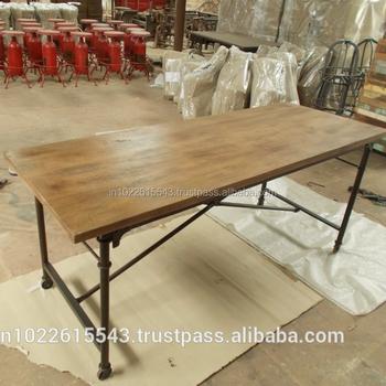Tavoli Da Pranzo In Stile.Industriale Tavolo Da Pranzo Tavoli Da Pranzo In Stile Industriale