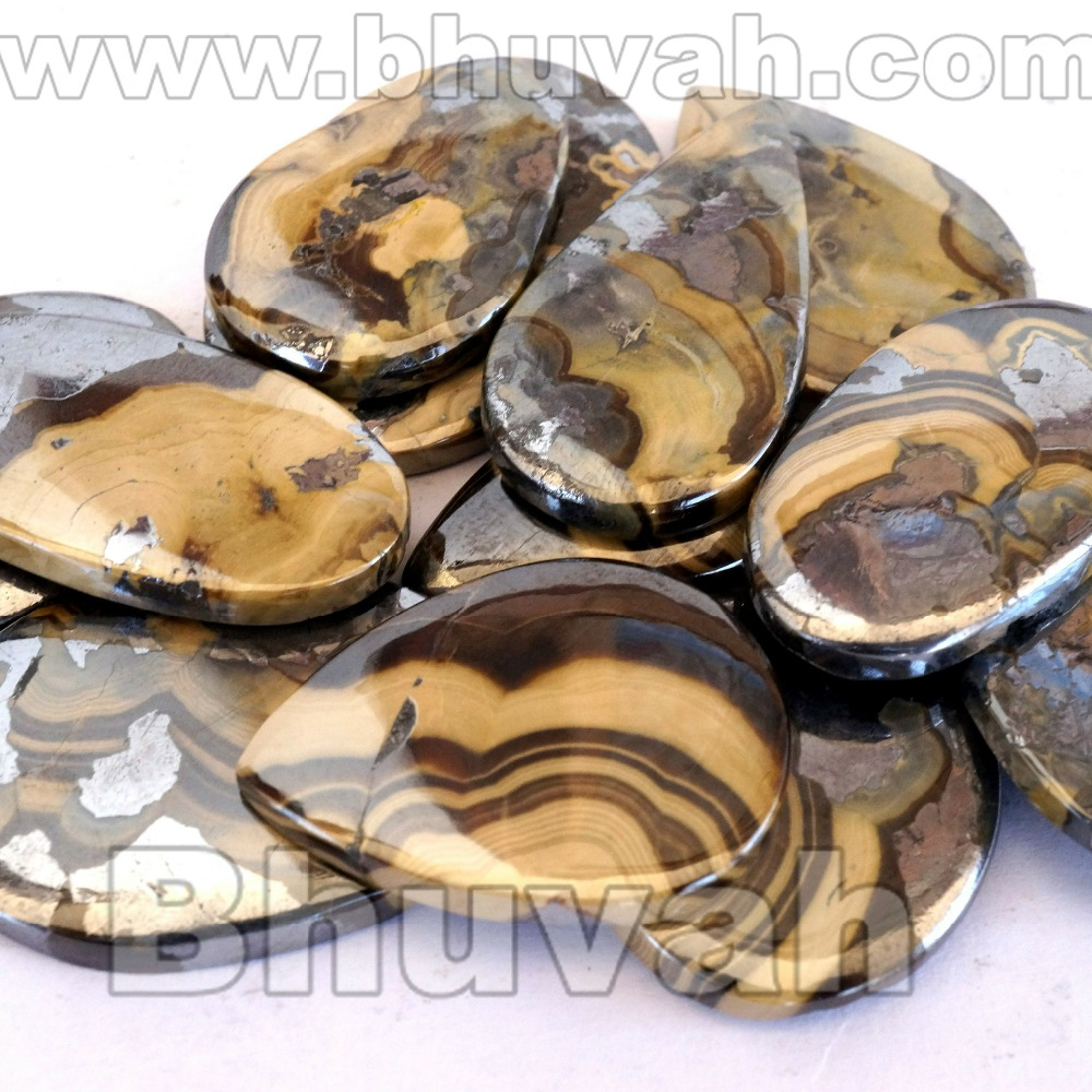 Loose Gemstone Schalenblende Bulk Lot Any Shape Size Assorted Stone