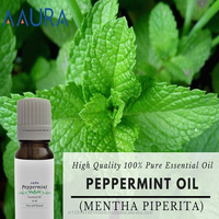 Best Quality Pure Peppermint Oil with Private Labeling