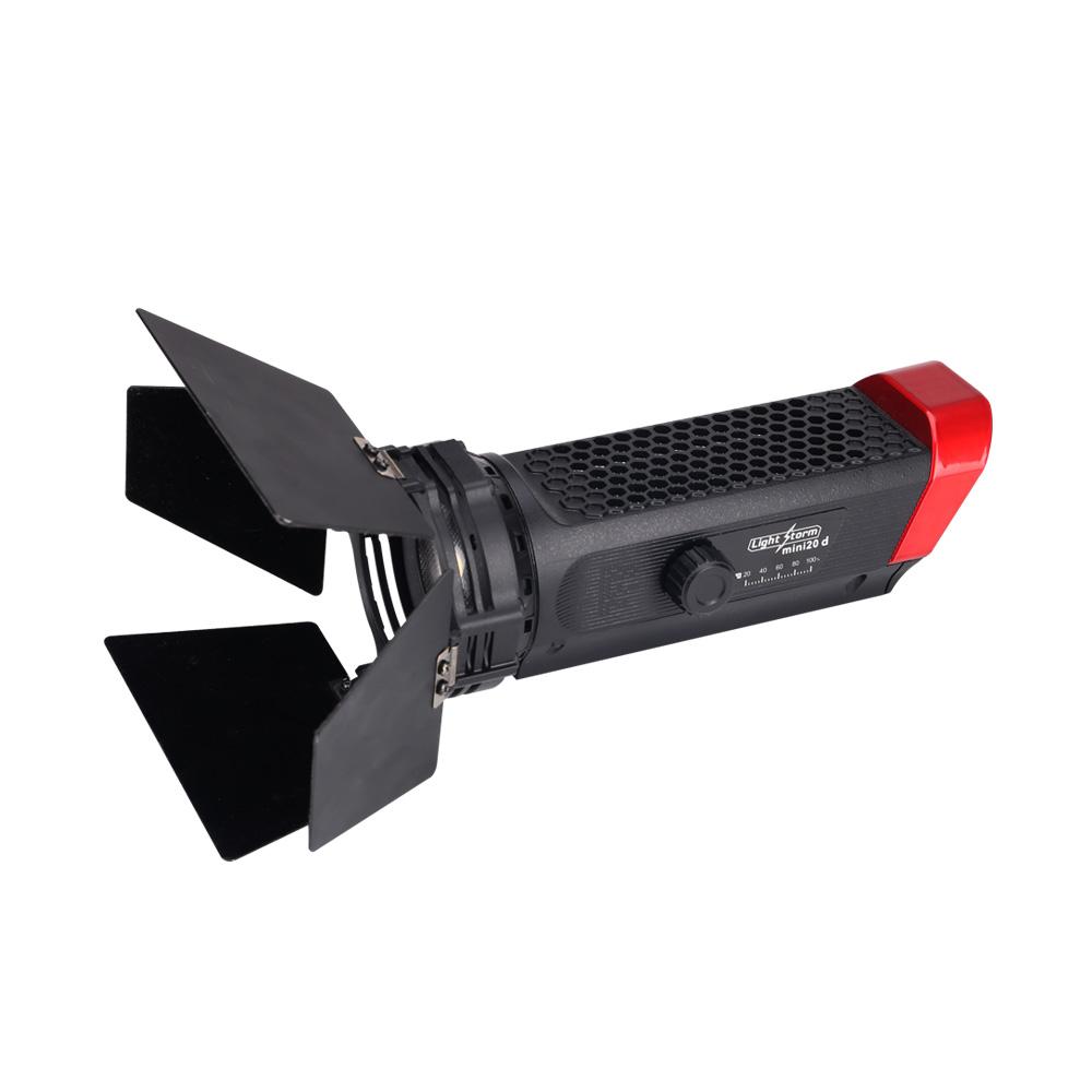 2017 New! Aputure Ls-mini 20 Flight Kit(ddc) Dslr Video Light Kit ...