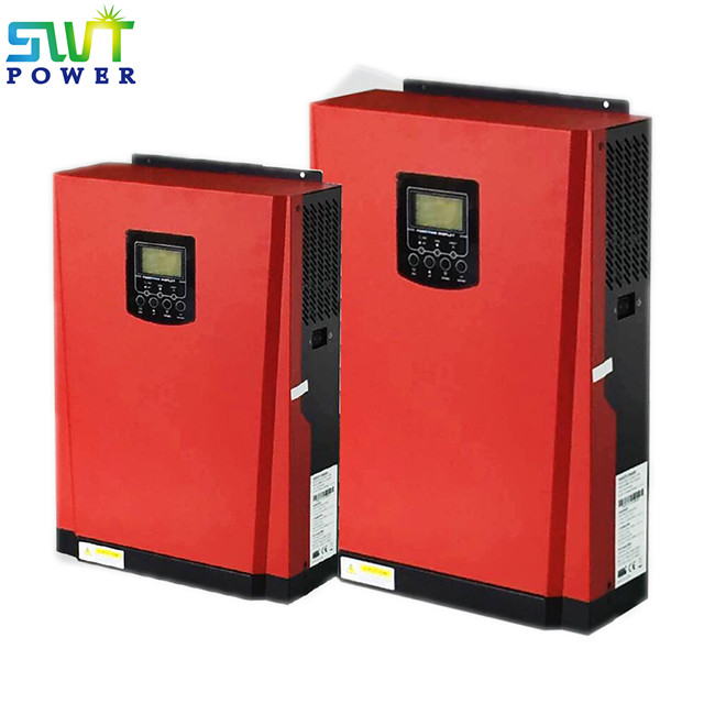5KW new Off grid single phase inverter wifi GPRS network run without battery solar system home use