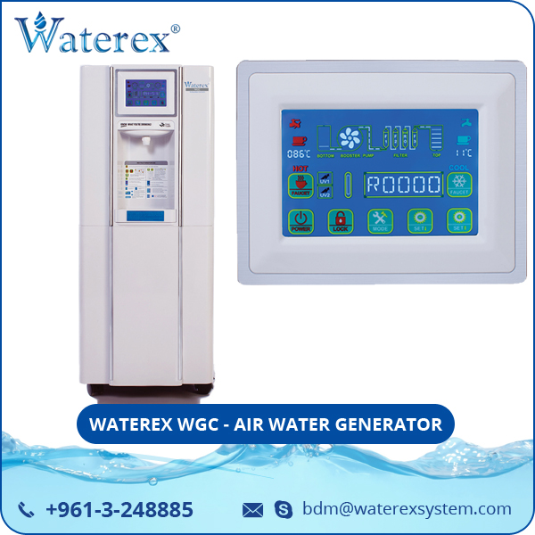 WGC Air to Water Maker