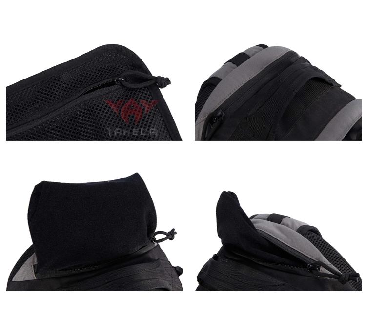 Yakeda camera molle waterproof military hiking multifunctional travel mens tactical shoulder bag