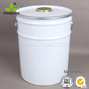 20 liter paint metal drums manufacturers 5 gallon bucket with lid
