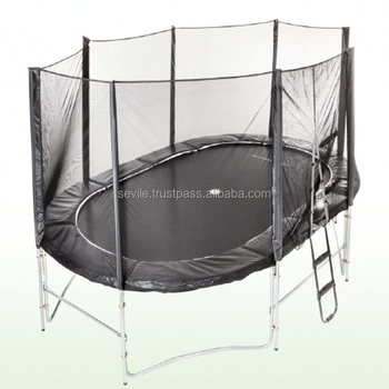16ft Fitness Outdoor Trampolin Park Große
