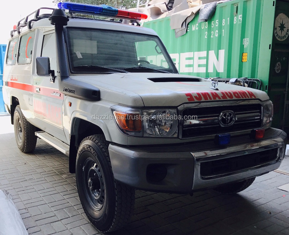 High Quality Ambulance Vdj 78 2017 - Buy Buy Ambulances From Uae ...