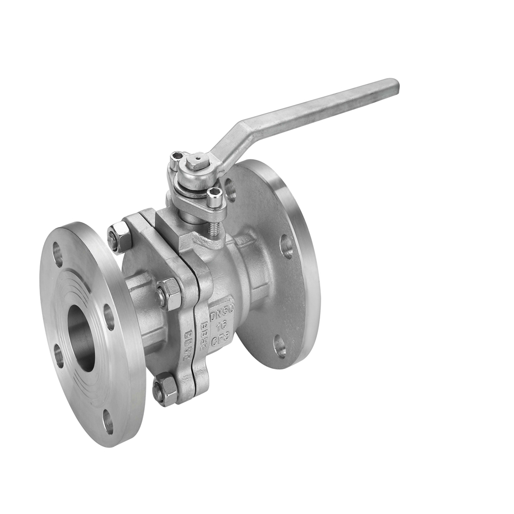 High Quality Stainless Steel Floating Flange SS Ball valve