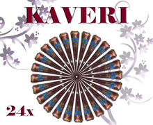 Hot selling 12 Kaveri HJLWST Colored GOLECHA HENNA Cone Paste Tattoo Temporary Ink Jagua Mehandi Kit Body Art