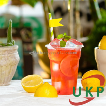 431bffbcb6a UKP -DISPOSABLE PP CUPS 450ml CLEAR (95mm) UY KIET, VIETNAM PLASTIC CUP