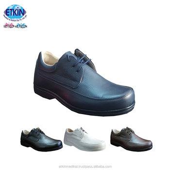 Best Istanbul Diabetic Medical Orthopedic Shoes For Men Diabetics