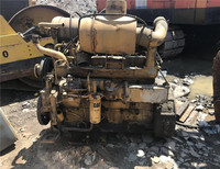 used cheap price caterpillar engine 3406/japan engine 3406/3304/3306 original engine