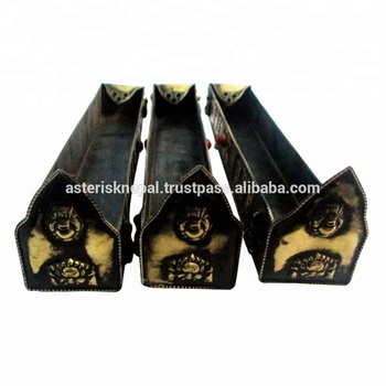 asterisk himalayan incense burner bedshaped spacious incense