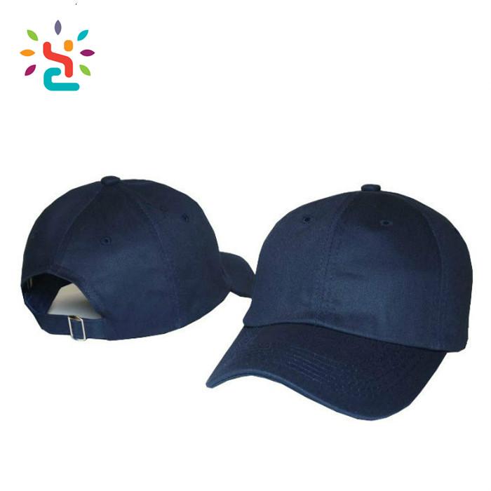Diskon 6 Panel topi Polos 100% polyester ayah dengan Tenis Meja logo Topi  Baseball putih 9a7e968cb7