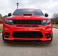 "Jeep Grand Cherokee SRT Trackhawk custom hood ""Renegade-Design"""