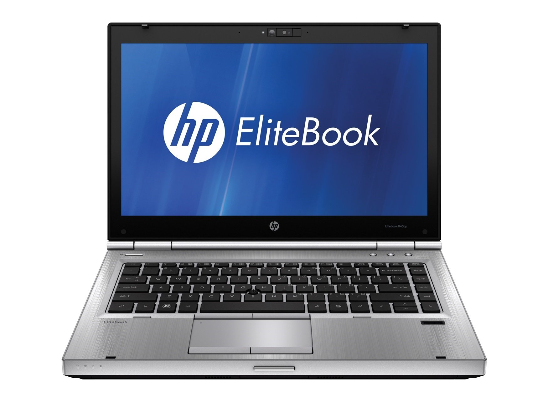 HP EliteBook 8460P 14-inch Notebook PC - Intel Core i5-2520M 2.5GHz 8GB 250GB Windows 10 Professional (Certified Refurbished)