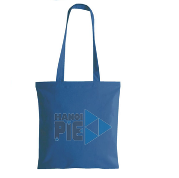 Promotional Shopping Calico Bags with custom designs