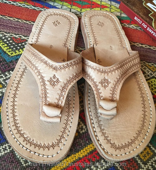 ea25a2ae05659 Moroccan Leather Thong Sandals,Handmade Leather Sandals,Leather Flip Flop -  Buy Women Handmade Leather Sandals,Beach Sandals Flip Flops,Cheap Leather  ...