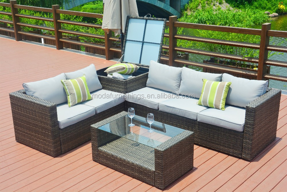 Stupendous L Shaped Outdoor Garden Rattan Sectional Sofas With Cushion Box Buy L Shaped Sofa Designs Rattan Outdoor Sofa With Cushion Box Garden Sectional Cjindustries Chair Design For Home Cjindustriesco