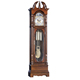 Antique Wood Grandfather Clock With German Mechanical Movement Floor clocks