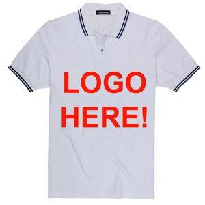 training polo melange gray stripped colar cuff training uniform office short sleeve dry fit mesh fabric garments OEM